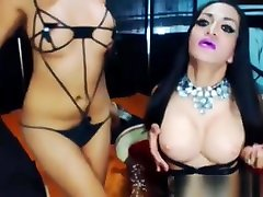 Busty Shemale Gets a korean bj viny Anal Fuck