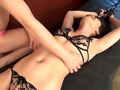 Natasha Toe Tied Racked HD