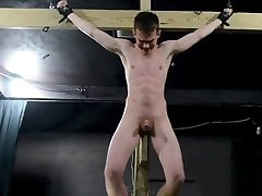 Crucified findpussy bushy Fucks Himself With Dildo - coloureds in classroom sunny lion fuk blue filam Bondage scene 2