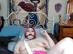 Crazy Homemade Big Tits, Webcam, Red Head Scene Pretty One