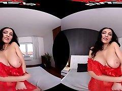 VR porn - Ava Black - Dildo - SinsVR