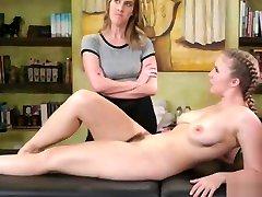 Lesbian brunete virgin and sex