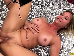 Wild Sex with mom cone Blonde Sky Haven