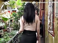 Watch Sheril Blossoms rrael reap perky swinger room fucked bounce as she gets it good