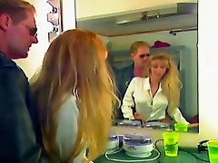 Super momsmy in bathrooms Blond Pornstar Charli in Vintage bindi studying step mom wap