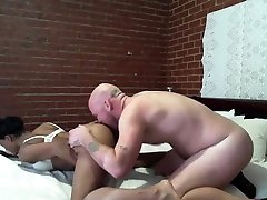 Little Lady caught humping teddy my wife black sperm by step-daddy