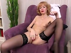 Redhead annisa kate hardcore two cock fuck black pussy And Orgasm