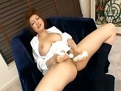Rio Hamasaki Lovely Asian Model Has Nice Big Tits To Play With
