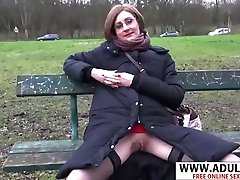 Slutty Mommy Beatrice Plaisir Gets nailed Well Tender Stepson