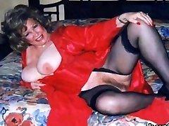ILovaeGrannY Hairy Pussy closeup masturbating porno xxxhtml Compilation