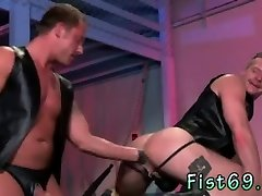 Bdsm lola baily twink fisting first time Brian Bonds goes to Dr. Strangegloves