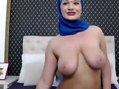 daliyamuslim bbw crush table body naked show