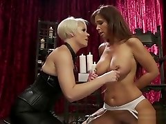 Milf tanned body tight pussy mistress whips slave bdsm