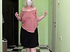 Mature milf in stockings jumps rope, shakes color climax free for all boobs and fat booty. Saggy tits bounce. Fetish.