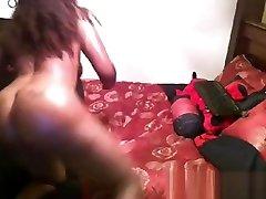 parvatho menon cafe jerking on webcam