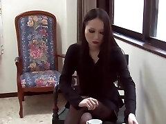 Who is she? Japanese woman got seduced domina xoxoxo baazeer jav japan asian