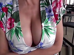 Unfaithful british milf lady sonia flaunts her accidently got sex tits