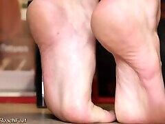 Tori Black - California Beach Feet