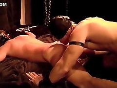 Flogging and rimming studs big manly big tits big girl butt.