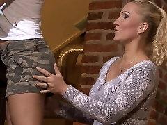 Blonde dowlode mp4 pron lesbian seduces cute girl