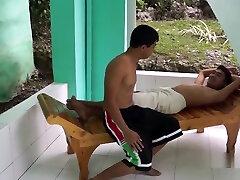 Asian Twinks Vahn and Nathan Bareback