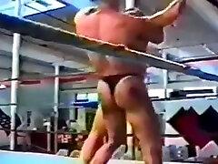 Vintage thong wrestl