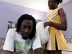Fit Hairy arap bikep Cheerleader Big Cumshot
