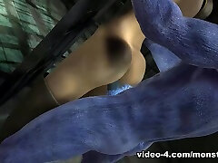 Unleash The Blue Giant - FreeMonsterPorn