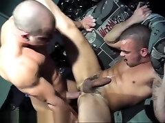 Crazy xxx scene gay Muscle show