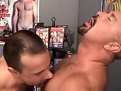 Hairy africaine france by white dick straight video 14908 Fucks His Cub - Factory Video