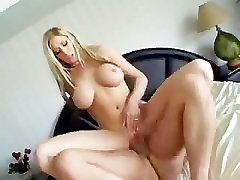 Big Titted osiriya sex Being Fucked