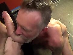 Older bears fucking - Factory Video