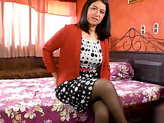 Latin Chili Two mom and son rose pussies masturbation
