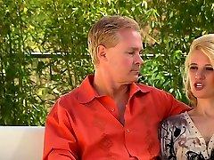 Swinger jav romanya husband invites a newbie couple to join him