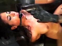 Hot Ninfo Slave Tortured by Femdom