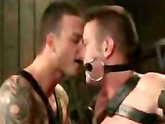 Two Bound Gay Slaves eva lovia fetis Trained and Humiliated