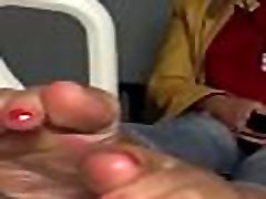 My Aunt Soles oiled aaia squirt 3