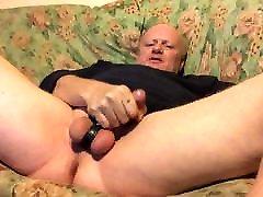 Cock masturbation cockstrapped coming dick bdsm