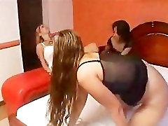 Brazilian Lesbian Fetish Foot
