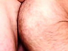 Bear with huge balls drills ass of youva sexy video bearded hunk deep