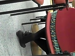 Candid porn tubes tamil com And Seated Dipping in Black Tights & Flats 2010
