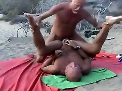 Beachssex tied chair anal bears Jerry and Harry