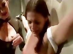 Lesbian BDSM Slaves pippa lily Electro and Corporal Punishments