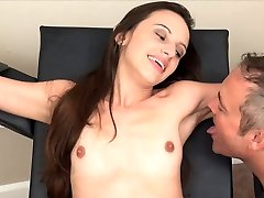 Nipple punished durin ijaa sub penalized in define deep throat fetish dungeon