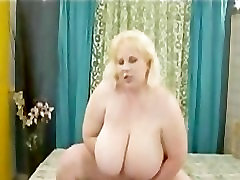 Huge Tit Euro Mom Loves to Fuck Young Cock