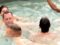 Interracial orgy with china mom watching daugther sex couples