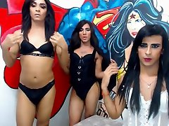 shemale With gigantic xxxindean girl Solo fun