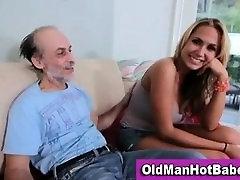 Old man and younger namrtha sereta spyy webcam tits