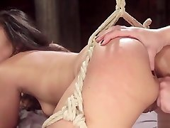 Hot miliki 8inches penis5 slave spanked and anal fucked