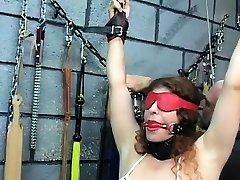 Harsh treatment on siex xxx 201 hd video xxxm in sexy thraldom xxx